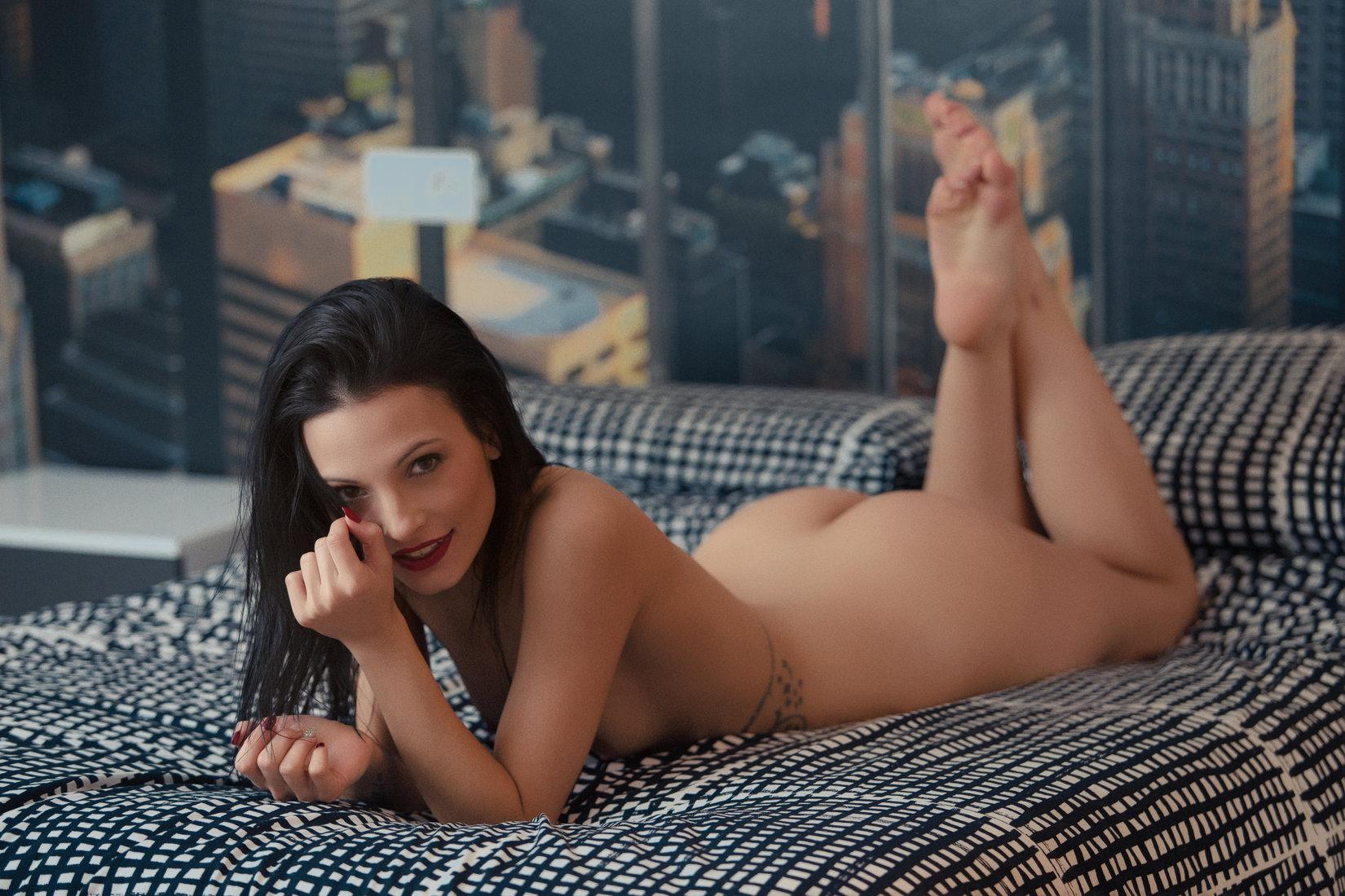 Fotografía de desnudo erótico y boudoir en Granada