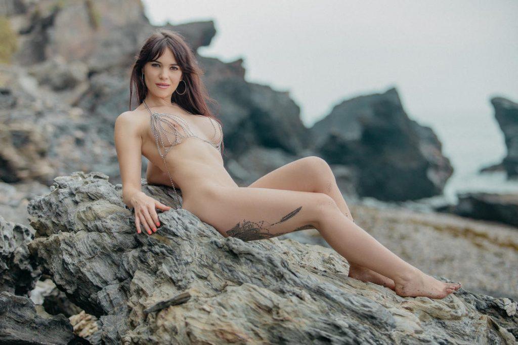 Fotografía erótica en la playa – Málaga